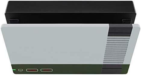eXtremeRate Protector para Dock de Nintendo Switch Dock Cover Carcasa Accesorios Funda Dock Placa Personalizada Shell de Reemplazo Case para Nintendo Switch Dock-No Incluye Dock(Clásico NES): Amazon.es: Electrónica