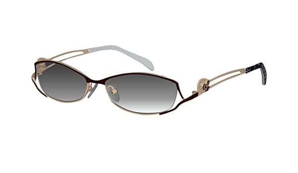 b7cc3464f3288 Amazon.com   Ebe Online Sunglasses Readers Sun Protection Fancy Style High  Comfort +4.75   Beauty