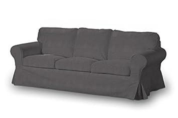 dekoria 610-705-35 - copridivano 3 posti, per divano ektorp, non ... - Divano Letto Ektorp