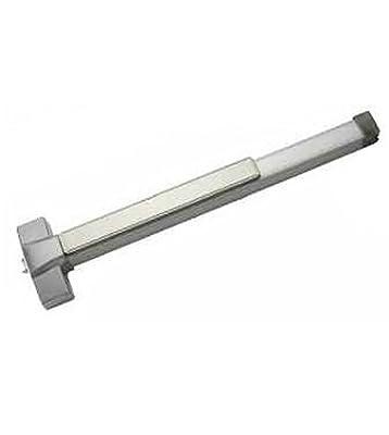 "PDQ 6200 Rim Exit Device-Heavy duty-3'0"" Door x 630 Satin Stainless Steel"