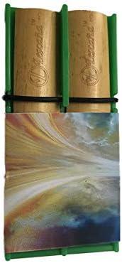 Selmer Bundy Tenor Saxophone Mouthpiece Kit w//Bonus Green Saxophone Sky Beyond Rockin Reed Holder by Lescana Reeds