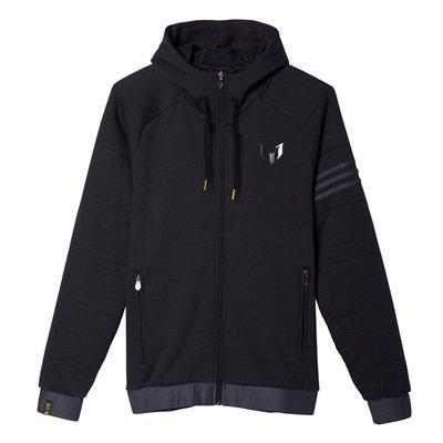 adidas Messi Hood Sweat Jacket Grey: Amazon.co.uk: Sports