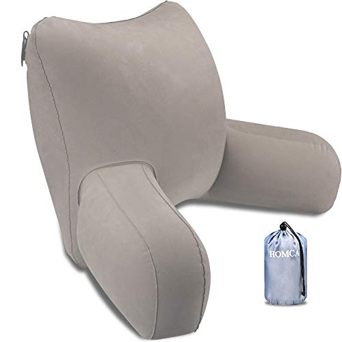 gray upright pillow - 4