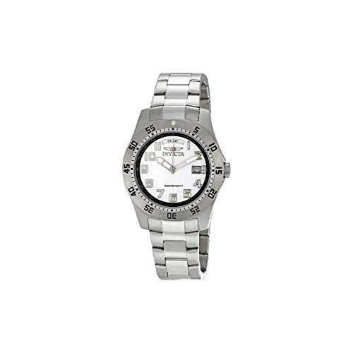 (Invicta Men's 5249W Pro Diver Stainless Steel White Dial)