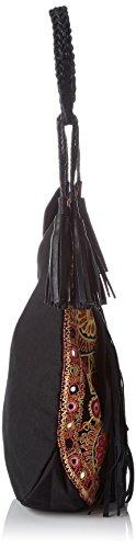 Antik Batik Mysor, Borsa tote donna multicolore Multicolore(Multico) 9x44x36 cm (W x H x L)