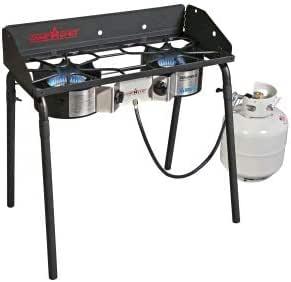 Camp Chef Explorer Stove - Cocina de Gas (14 kW): Amazon.es ...