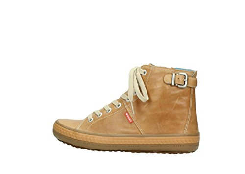 340 36123 Leather Natural Omoda Richelieus qXZEw7f