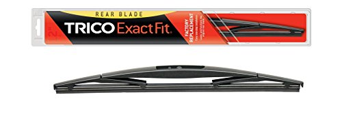 2 Rear Wiper - TRICO Exact Fit 14-B Rear Integral Wiper Blade - 14 Inch