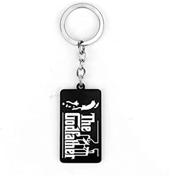 The Godfather Sign Key Chains