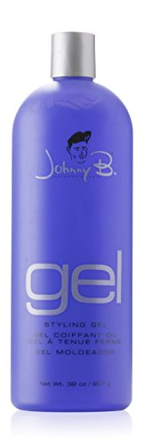 Johnny B Super Hold Gel (32 oz)
