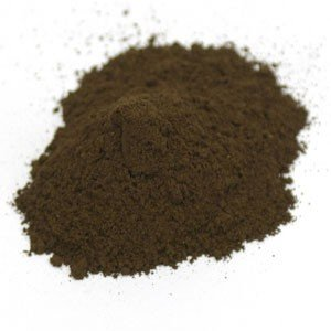 Black 4 Ounce Powder - Starwest Botanicals Black Walnut Hull Powder Wildcrafted, 4 Ounces