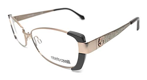 (ROBERTO CAVALLI Eyeglasses RC0823 038 Bronze 54MM)