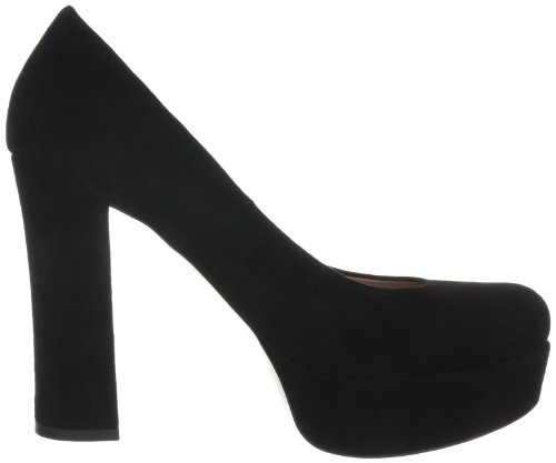 Pumps Klassische EVE Black Damen Manana qz6vg4n7
