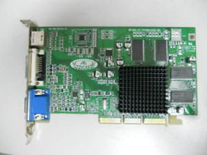 Mach64 Video - ATI 109-34000-10 PCI 3D Rage Video Card MACH64 GT 113-34008-1-01