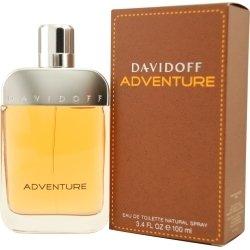 Davidoff Adventure By Davidoff - Davidoff - Edt Spray 3.4 Oz