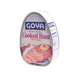 Goya Cooked Ham 16oz (pack of 3)