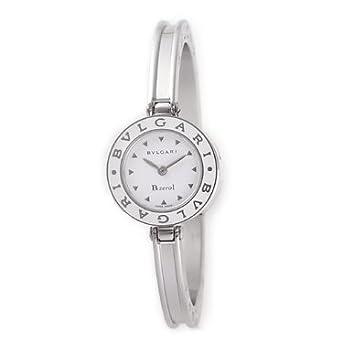 new style 19477 cb114 Amazon   ブルガリ【BVLGARI】 腕時計 レディース BVLGARI B ...