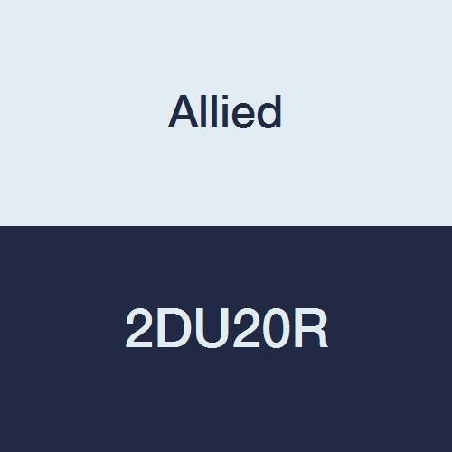 Allied 2DU20R R Series Thermal/Magnetic Circuit Breaker, ...