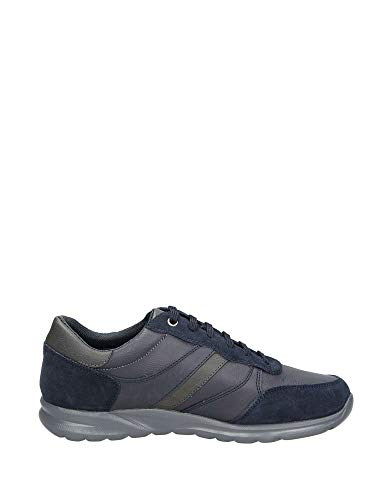U Navy Blau Geox Sneaker C4002 Herren B Damian YWwqX5qP