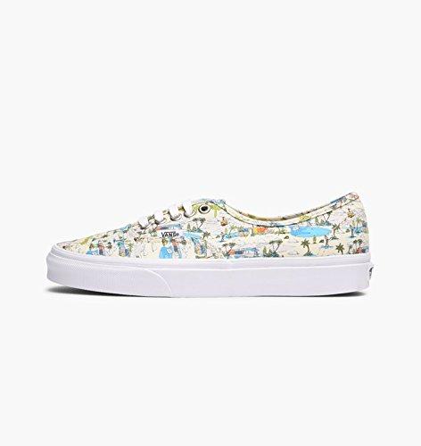 f044f107e8 Vans VA38EMMQ1 Authentic Skate Shoes