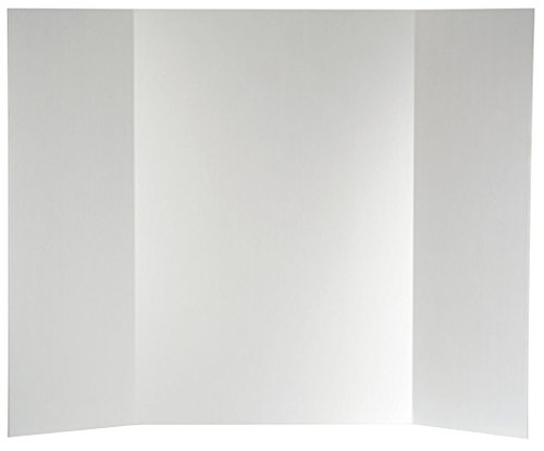 Corrugated Presentation Board (Flipside Products 30042 Project Display Board, White (Pack of 24))