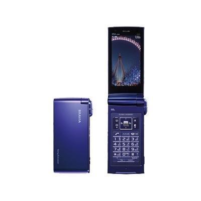 BRAVIA Phone S005(クールブルー)