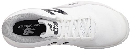 Tennis White Shoe 5 Women's Hard 5 Court Us New 996v3 D Balance ZwxY1q0FX