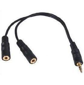 3.5mm Speaker and headphone Splitter