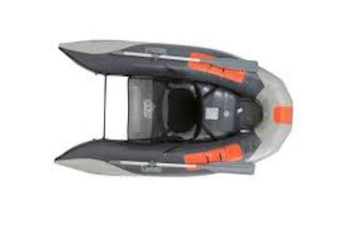 New Oucast Stealth Frameless Pro Watercraft