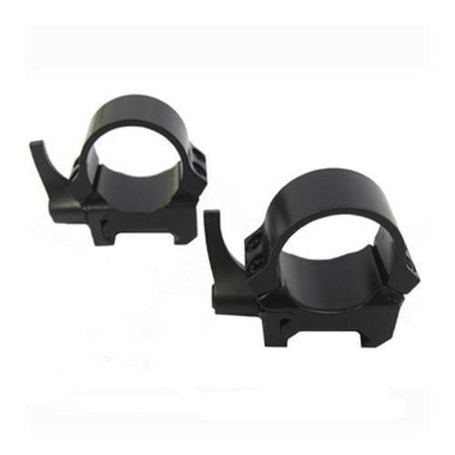Qrw Quick Release (Leupold QRW 1-in Low, Gloss)