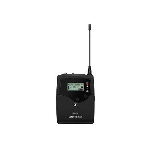 Sennheiser Pro Audio Bodypack Transmitter (SK 300 G4-RC-AW+) (300 Sennheiser)