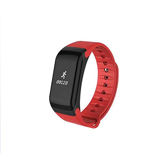Amazon.com: ZUEN Pulsera inteligente del Deporte Bluetooth pulsera Monitor de Ritmo cardíaco reloj actividad Fitness Banda inteligente PK Mi Banda 2 SD1 ...