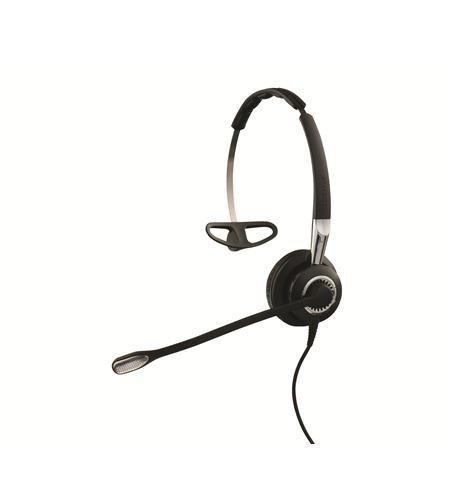 Jabra 2400 II USB Mono CC Wired Headset - Black