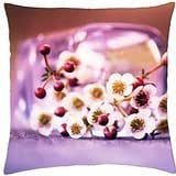 Dew Drops - Throw Pillow Cover Case (18