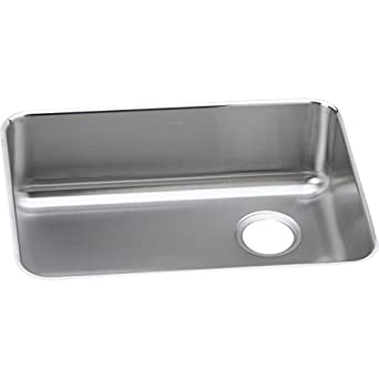 Elkay Eluh2317r Stainless Steel Right Drain Gourmet 18 3 4 Inch X 25