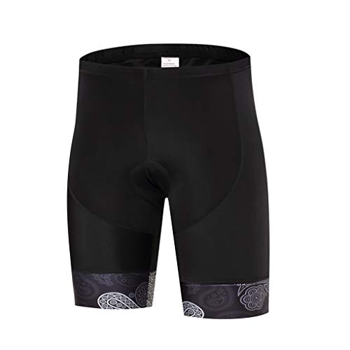 Mens Coolmax Show Shirt (Men's Cycling Shorts Coolmax 9D Padded Breathable Quick-Dry MTB Bicycle Sportswear)
