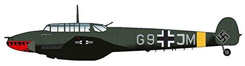 ホビーマスター 1/72 Bf-110 E-2 ドナーカイル作戦 完成品 B071FZW297