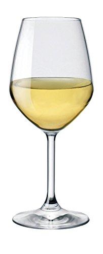 Bormioli Rocco Restaurant White Glass