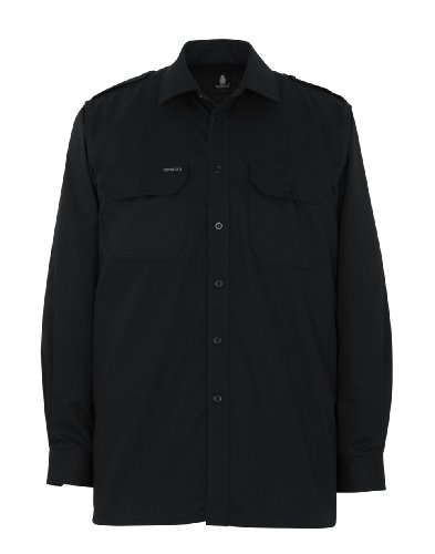 Mascot Detroit Shirt 49-50, schwarz, 00504-230-09