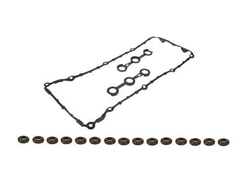 Valve Cover Gasket Set + 15 Valve Cover Nut Seal