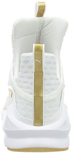 Fierce Sneaker Puma gold white Donna 01 Gold Bianco zqqdZ1