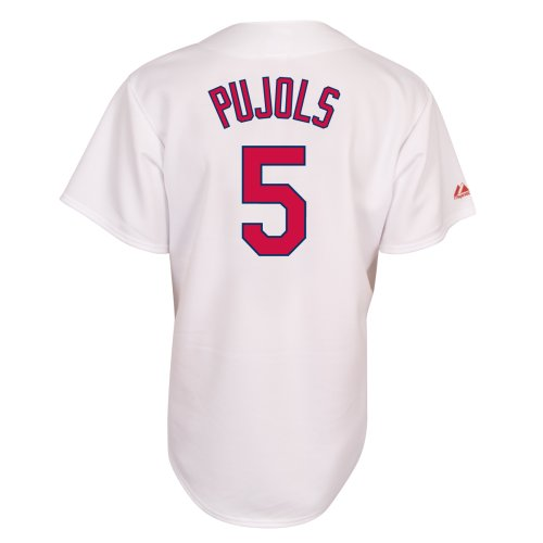 . Louis Cardinals Replica Home Jersey (Large) (Louis Cardinals Replica Home Jersey)