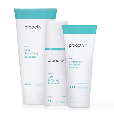(Proactiv+ 3-Step Acne Treatment System, (90 Day))