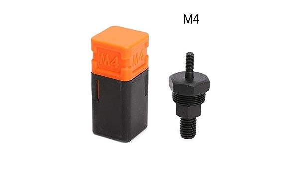 M3-M12 replacement riveter gun part threaded mandrel for hand nut rivet metricSS