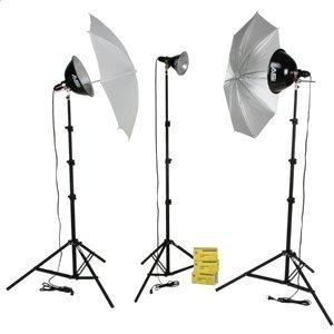 (KT750U 750-Watt Thrifty Photoflood Kit)