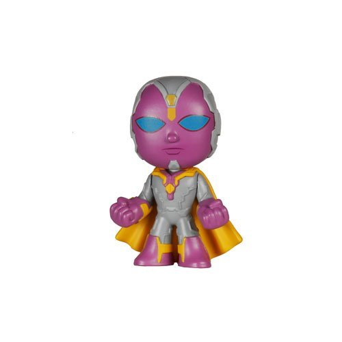 Funko Mystery Minis Vinyl Bobble Figure - Avengers Age of Ultron - VISION (2.5 -