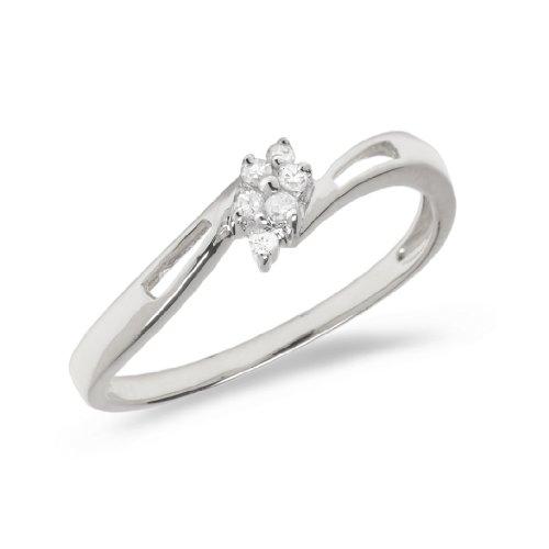 0.06 Ct Diamond Fashion - 9