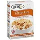 Glutino Sensible Beginnings Cereal, 10 Ounce -- 6 per case.