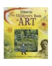 Usborne The Children's Book of Art: Internet Linked