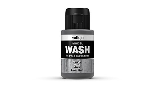 Weathering Solution (Vallejo Grey Wash, 35ml)